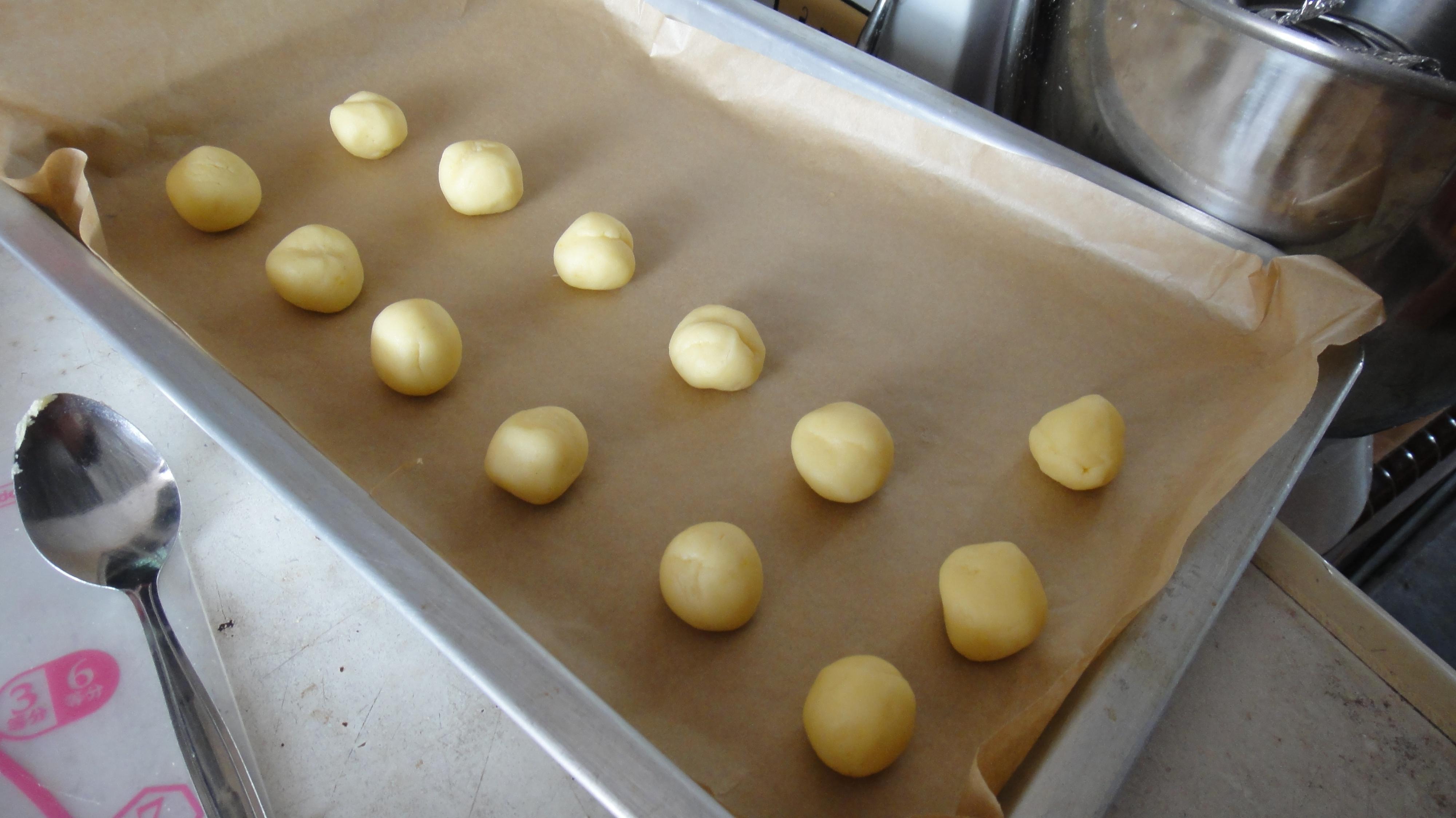 玛格丽特饼干的做法 步骤7